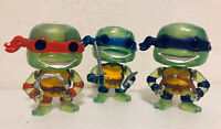 Teenage Mutant Ninja Turtles, TMNT Custom Replica Pop Figure lot, (not Funko)