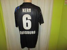 "MSV Duisburg uhlsport Auswärts Trikot 2011/12 ""RHEIN POWER"" + Nr.6 Kern Gr.XXL"