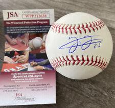 Frank Thomas Autographed Baseball JSA Certified