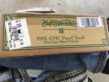 Ertl Collectibles 1951 GMC Panel Truck Die-Cast Metal Vehicle MINT Vintage