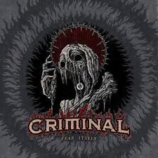 CRIMINAL - Fear Itself CD NEU