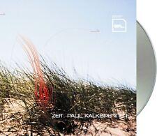 """Paul Kalkbrenner """"zeit"""" CD NEU Album 2001"""