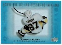 ~Tim Hortons 2015/16: Above The Ice Card of Sidney Crosby AI-SC