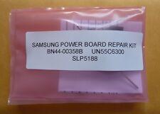 Samsung BN44-00358B UN55C6500V  UN55C6300  Power Supply Repair kit
