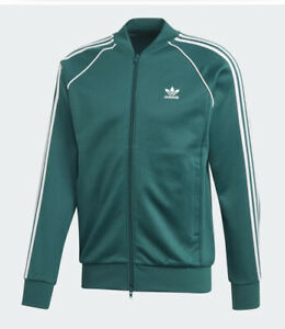 adidas Superstar Men's Track Top Jacket EJ9683