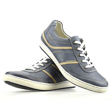 Women's 100% Leather Trainers
