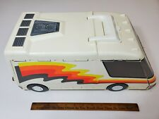 Micro Machines Super City Van RV Fold Out Playset 1991 Vtg Toy Vehicle