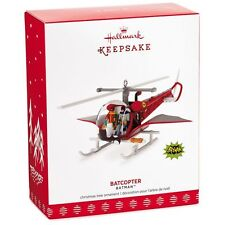 BATMAN CLASSIC TV SERIES Batcopter 2017 Hallmark Ornament  Robin  In Stock