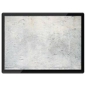 Quickmat Plastic Placemat A3 - Cool Grey Concrete Effect  #15692