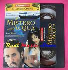 VHS film IL MISTERO DELL'ACQUA Sean Penn Hurley L'ESPRESSO 110 min (F90) no dvd