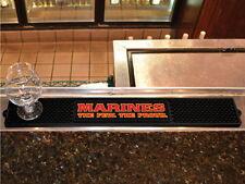 U.S. Marine Corps Drink Mat - Man Cave, Bar, Game Room