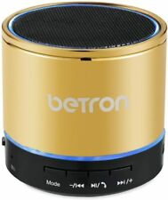 Betron Wireless Speaker For Bluetooth Devices Smartphones Tablets PC Mac iOS AND