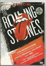 The Rolling Stones DVD Especial Brand New Sealed