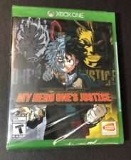 My Hero One's Justice (XBOX ONE) NEW