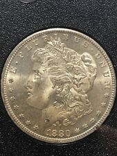 1880-CC $1 GSA  Morgan Silver Dollar graded MS63 Anacs