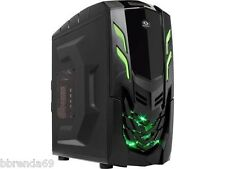 Custom Gaming PC Desktop Computer 4.0GZ Quad Core 2T TRIPLE MONITOR 16GB  WIN 10