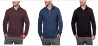 NWT!! Calvin Klein Jeans Men's ¼ Zip Pullover Sweater - Color&Size: VARIETY
