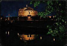 AA3483 Roma - Città - Castel Sant'Angelo di notte