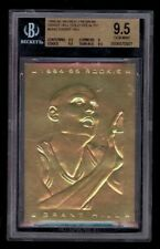 1994-95 Skybox Premium Gold Stealth Grant Hill #GH0 BGS 9.5 Graded Rookie Card