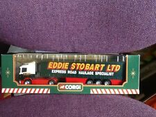 Corgi Eddie Stobart Scania Curtainside Trailer 59503
