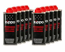 ZIPPO Benzin - Das Original - 10 x 125ml Kanister Feuerzeug
