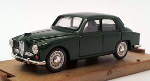 Brumm 1/43 Scale Model Car R89 - 1950 Alfa Romeo 1900 HP50 - Green