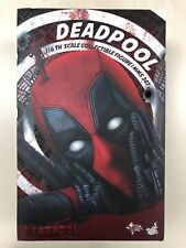 Hot Toys MMS 347 Deadpool Ryan Reynolds Wade Wilson BAD BOX NEW