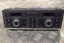 AUDI A6 B6 interruptor del panel de control climático Calentador de 2005-2009 4F2820043B (EL7)