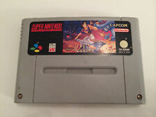 Super Nintendo SNES Spiel - Aladdin