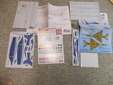 Tiger Wings  decals 1/32 32-120 MIG-21 MF/UM Fishbed Poznan Swordfish    A26