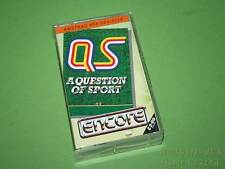 Question Of Sport Amstrad CPC Game - Encore (SCC)