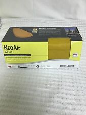 NEW ThermaRest NeoAir Xlite Ultralight Compact Sleeping Pad Color Marigold Large