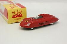 Solido Hachette 1/43 - Fiat Abarth 1961