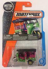 MATCHBOX 2017 TUK TUK CAR TUK-TUK 6/125 (T02)