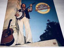 Little Roy Lewis Entertainer Southern Gospel LP 22L