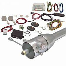 White One Touch Engine Start Kit with RFID and Remote hot rods KICHFS1502W