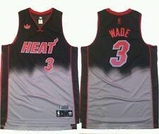 Dwyane Wade Miami Heat Adidas Fadeaway Swingman Jersey 2XL (LIMITED EDITION)