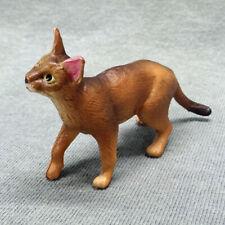 Miniatureplanet Figure; Cat: Abyssinian Cat