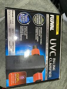 Fluval In Line UVC Clarifier Up To 100 Gal. A203
