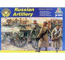 Italeri Russian Artillery Crimean War 1854 1/72