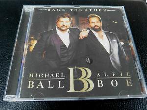 MICHAEL BALL & ALFIE BOE - BACK TOGETHER - 2019 CD ALBUM - NEW / SEALED