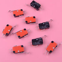 10x Microschalter 15A 250V Mikro Taster Schalter SPDT Microswitch v-154-1c25