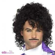 Parrucche e barbe Smiffys poliestere taglia taglia unica per carnevale e teatro