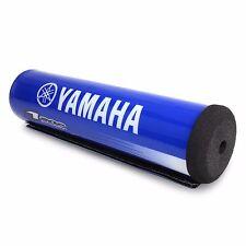 "Yamaha Racing Handlebar Crossbar Pad 8"" Dirt bike ATV 4 Wheeler Motocross MX"
