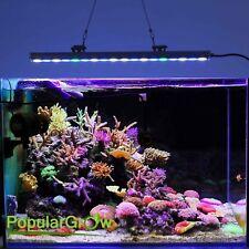 Aquarium led strip lamp 54w reef coral aquaponics fish tank Led marine Light Bar
