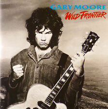 CD-Gary Moore-Wild Frontier - #a1298