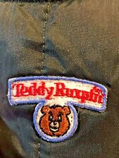 Vintage Teddy Ruxpin Green Vest recently washed and ready for play !