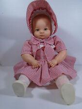 """Vintage Cameo Doll Miss Peep Hinged Limbs 17"""" 1950's-1960's Dressed Cute!"""