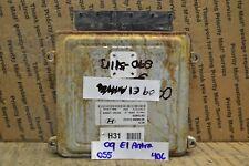 2007-2010 Hyundai Elantra Engine Control Unit ECU 3915023020 Module 055-4D6