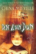 UN LUN DUN - CHINA MIEVILLE (PAPERBACK) Young Adult Fantasy Fiction NEW